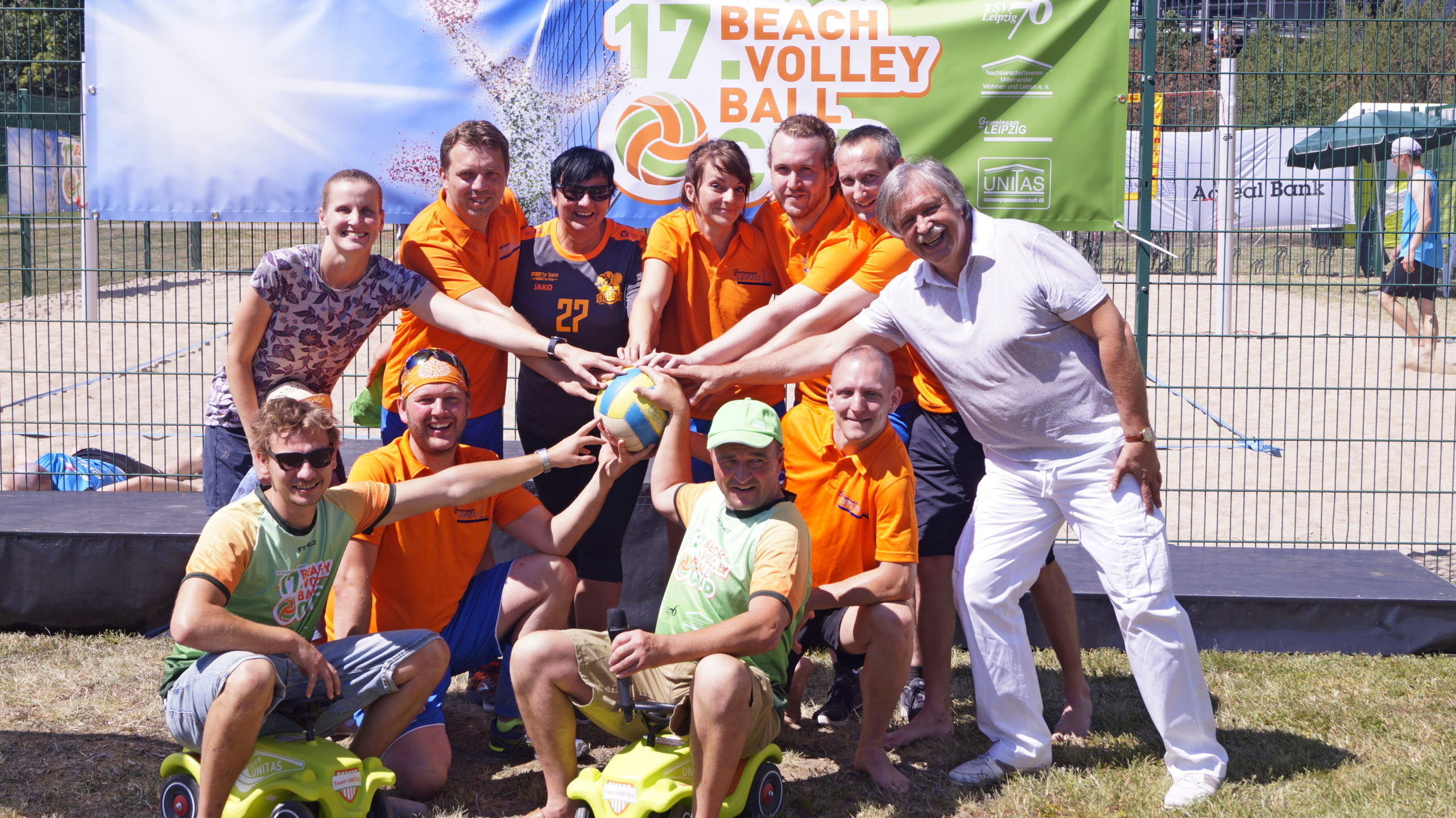 Unitas Beachvolleyball Cup
