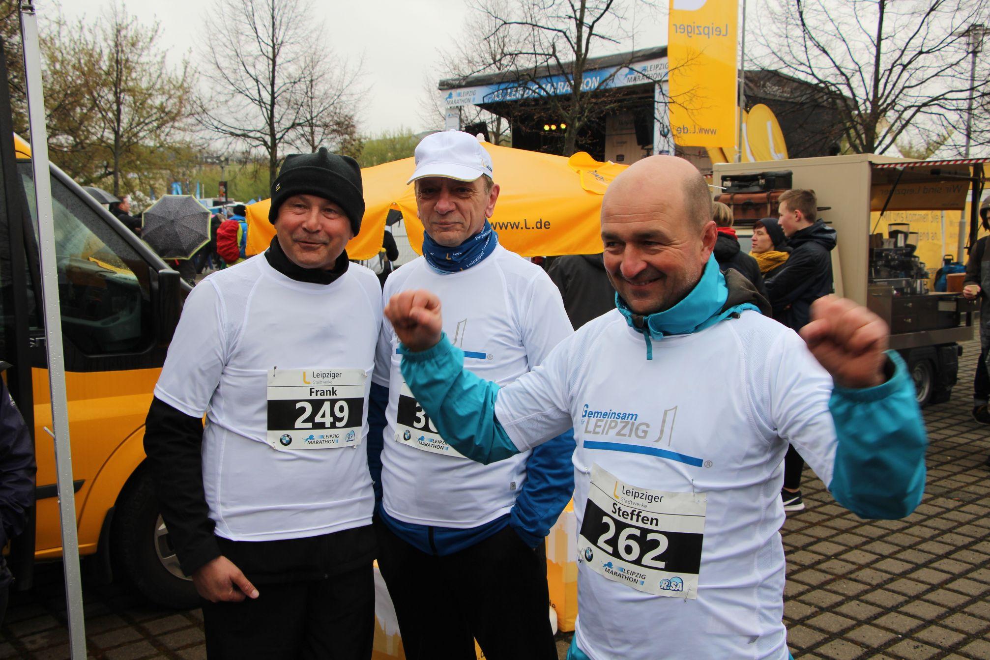 Leipziger Marathon 2019