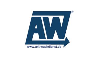 AW arlt-wachdienst Logo