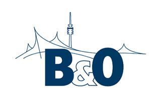 B und O Logo