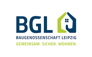 BGL Baugenossenschaft Leipzig Logo