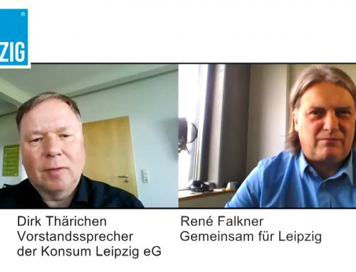 GfL-Interview-Reihe mit Dirk Thärichen (Konsum Leipzig)