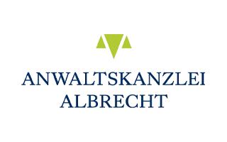 Anwaltskanzlei Albrecht Logo
