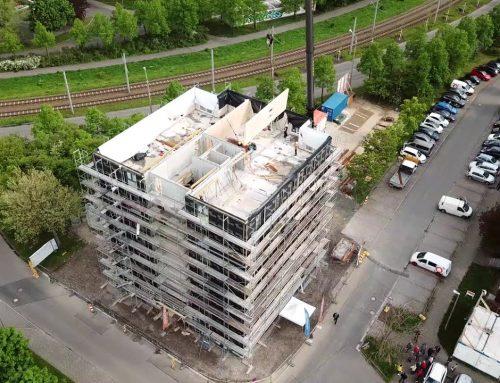 Gemeinsam für Leipzig bei der Wohnungsbaugenossenschaft Kontakt