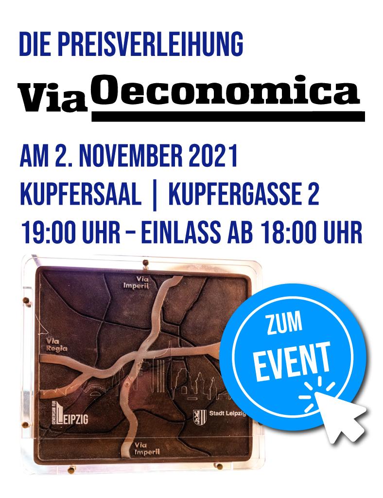 Zum Event Via Oeconomica 2021